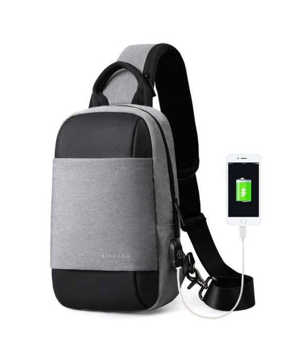 XINCADA Messenger Crossbody Shoulder Backpack