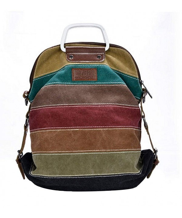Genda 2Archer Multi Color Shoulder Backpack