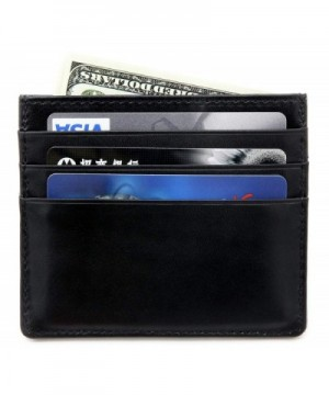 Zhoma Blocking Front Pocket Wallet