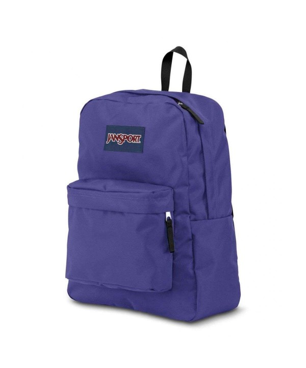 JanSport Superbreak Backpack Violet Purple