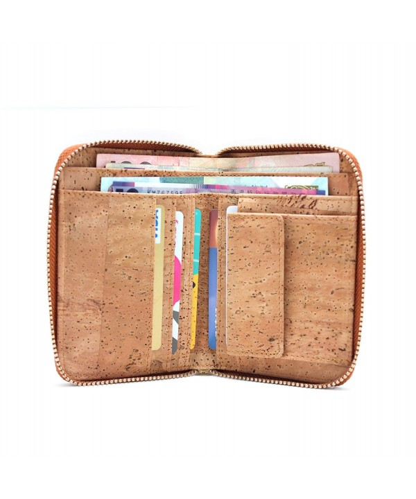 boshiho Fashion Wallet Zipper Friendly
