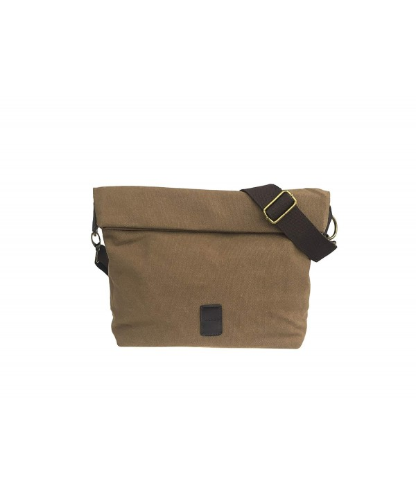 Canvas Shoulder Classic Cross Messenger