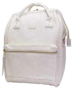 Anello Backpack Unisex LEATHER Rucksack