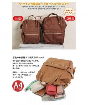5571329b3a Available. Anello Backpack Unisex LEATHER Rucksack  Brand Original Casual  Daypacks  Cheap Real Men Backpacks Wholesale