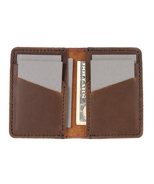 Handmade 10480827 Leather Card Wallet