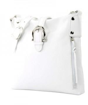 Ital Leather Shoulder Messenger Citybag