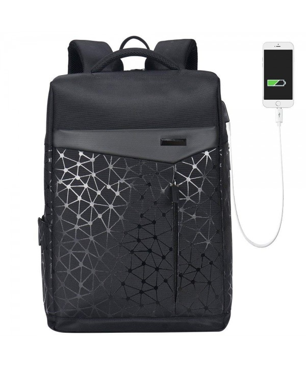 Aoking Stylish College Backpack Laptop