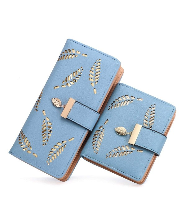Womens Leather Holder Elegant Walletair###2018 New Women Wallets
