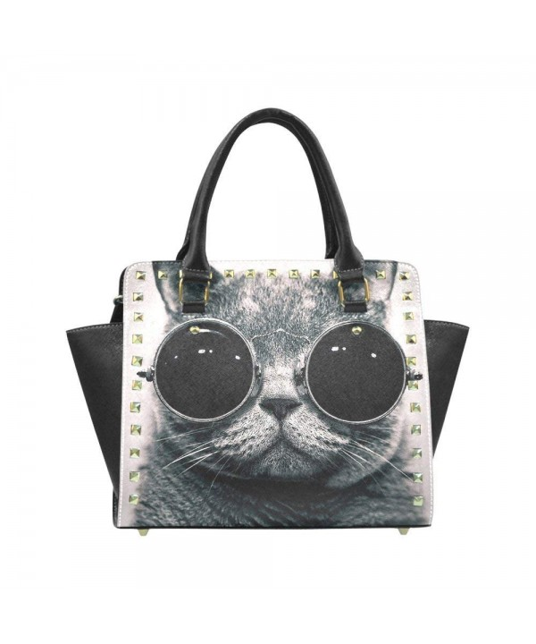 InterestPrint Custom Hipster Shoulder Handbag