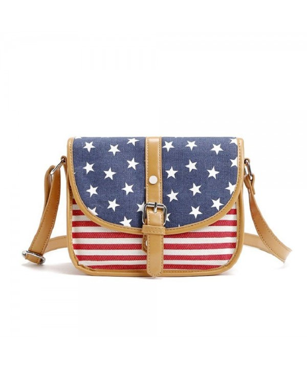 Messenger Vintage Leather crossbody Shoulder