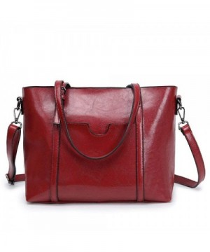 Vincico Fashion Vintage Leather Shoulder