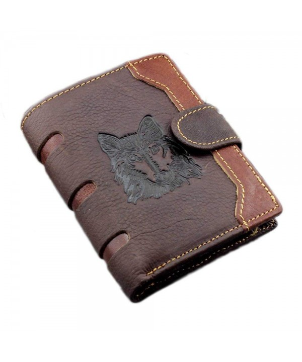 Cowhide Leather Vertical Multi card Cardholder