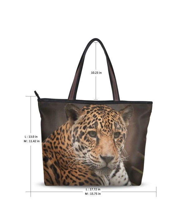 Handle Shoulder Jaguar Ladies Handbag