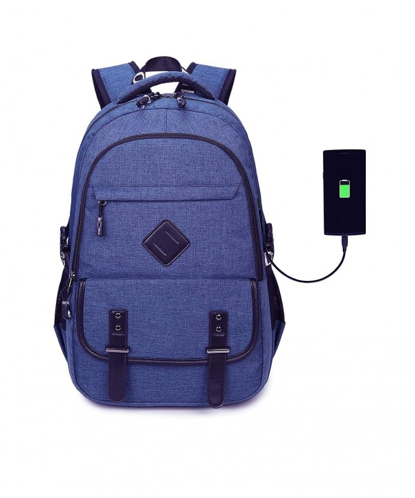 Ahyapiner Notebook Backpack Charging Shoulder