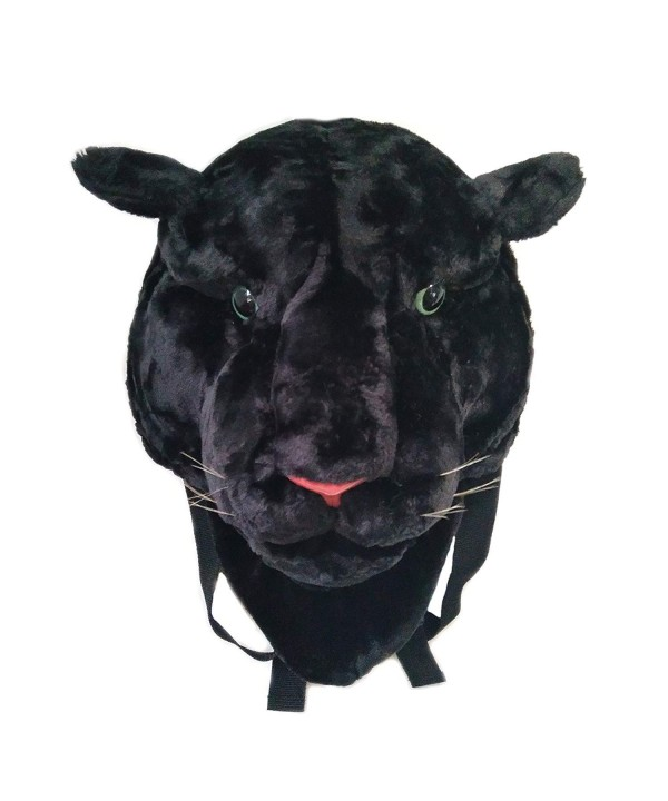 Glanzzeit Animal Backpack Panther Knapsack