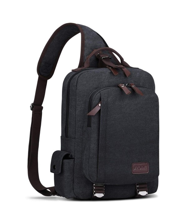 S ZONE Shoulder Backpack Satchel Crossbody