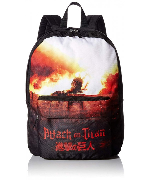Attack Titan Colossal Backpack Anime