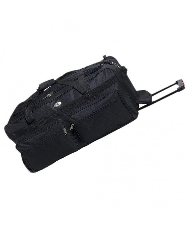 Wheeling Travel Duffle Suitcase Telescoping