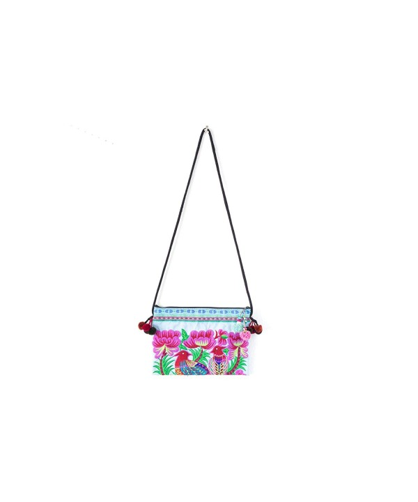 Changnoi Tribe Cross Over Embroidered Handbag