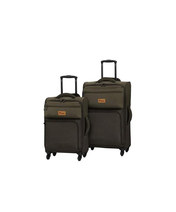 luggage Duotone Wheel Luggage Spinner