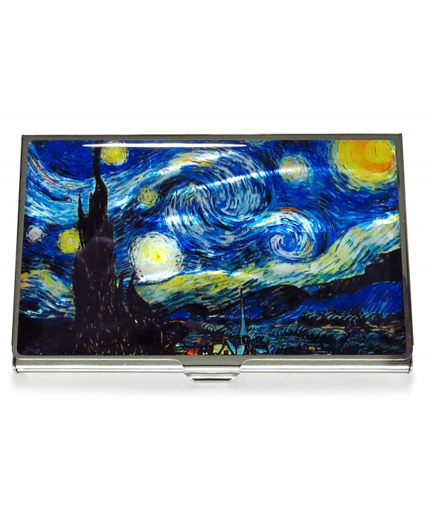 Vincent Starry Business Credit Holder