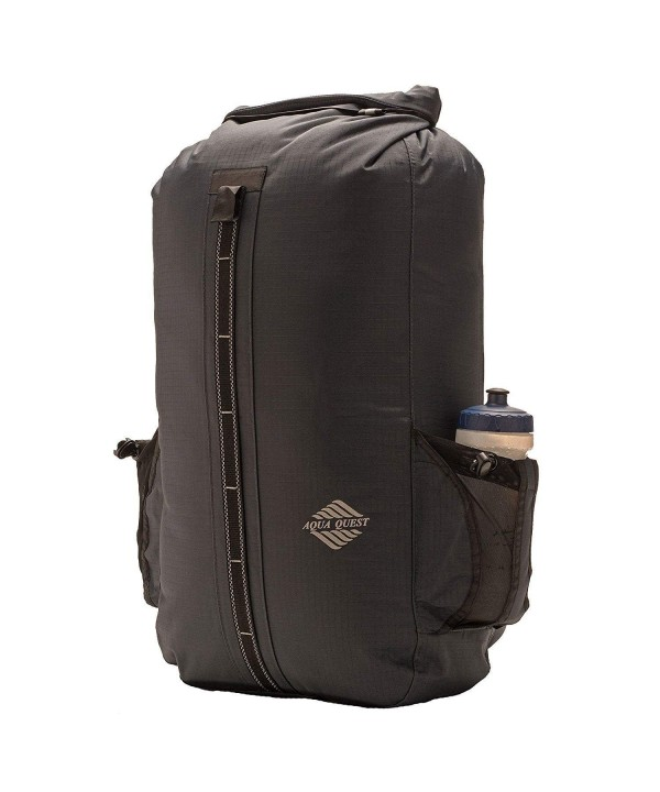 Aqua Quest Charcoal Waterproof Backpack