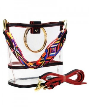 SharPlus Clear Crossbody Shoulder Purse