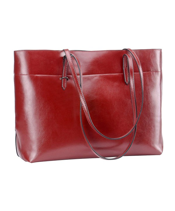 Haming Genuine Leather Shoulder Handbag
