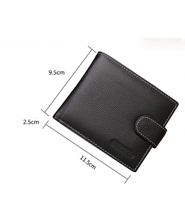 DZT1968 Leather Bifold Credit Holder