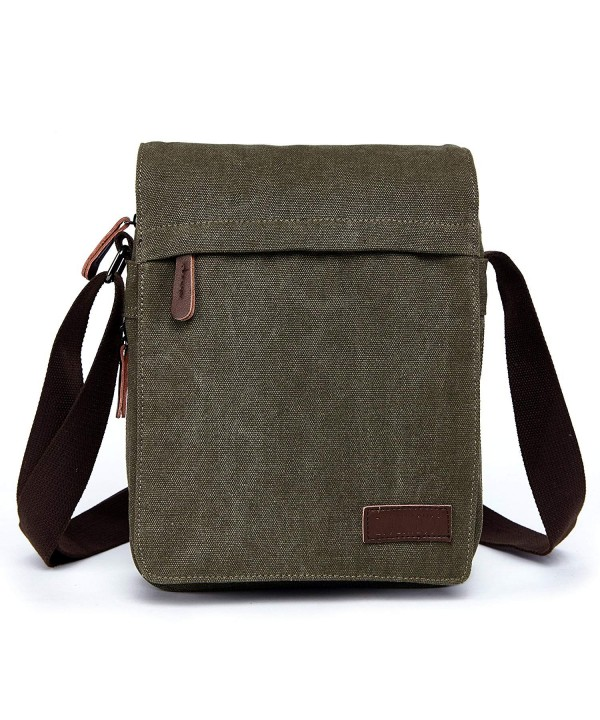 Unisex Multifunctional Messenger Crossbody Shoulder