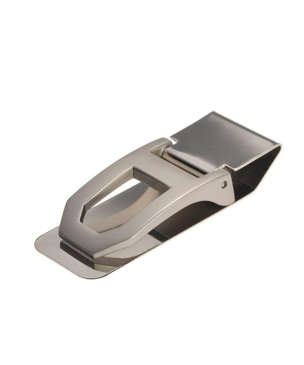 HOUSWEETY Stainless Steel Credit Holder