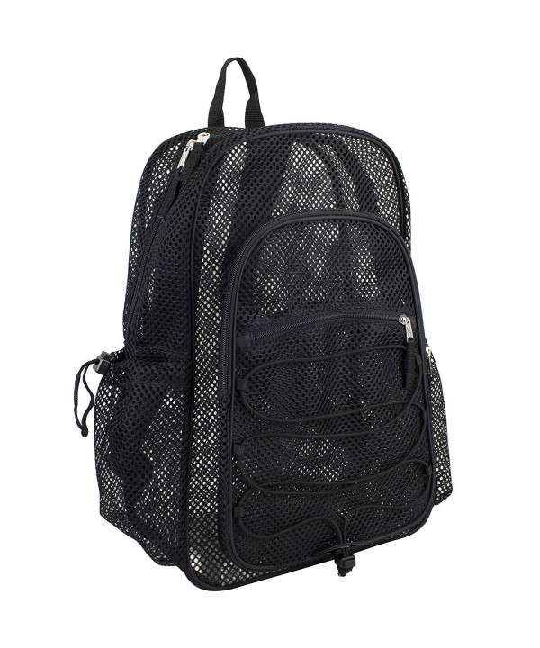 Eastsport Semi Transparent Backpack Comfort Padded