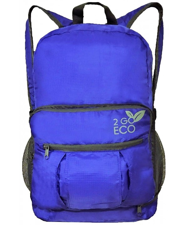2GOECO Lightweight Backpack Convertible Foldable
