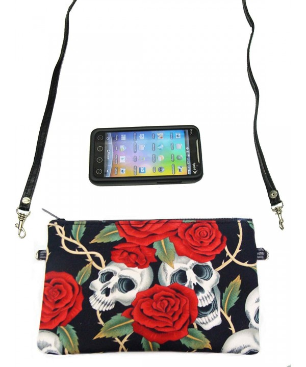 US Handmade Rockabilly Shoulder PurseCotton