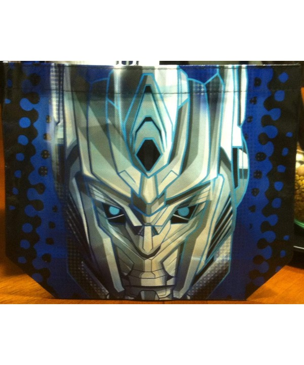 Transformers Silver Knight Optimus Shopper