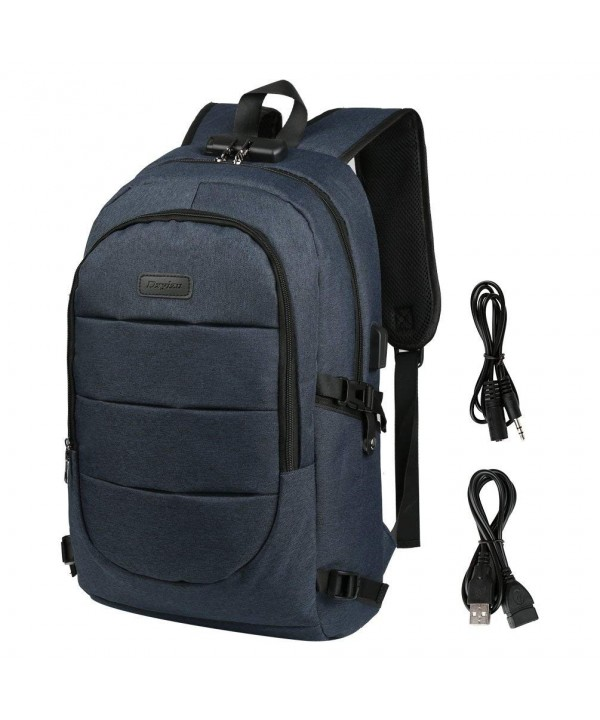 Backpack Antitheft Charging Headphone interface