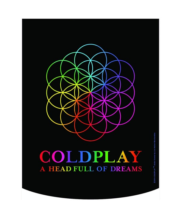 Boldface Coldplay Backpack