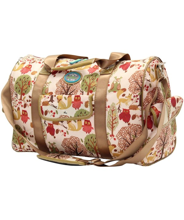 Lily Bloom Satchel Size Forest