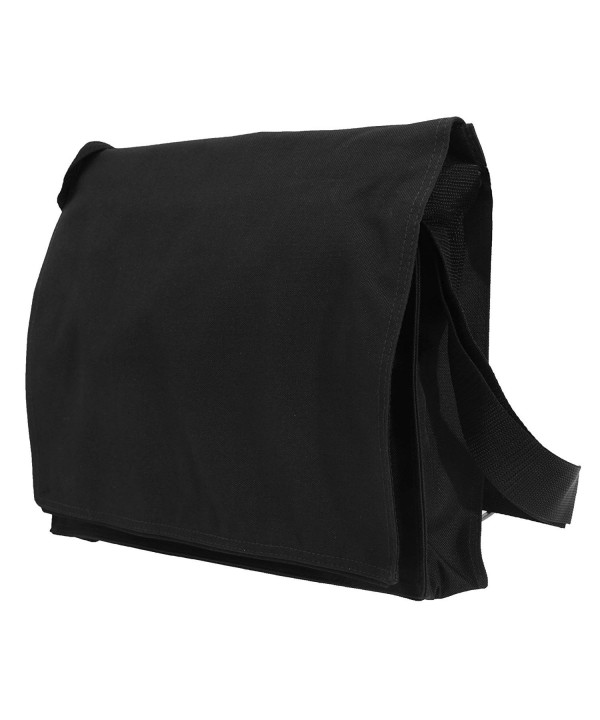 Bagbase Conference Messenger Liters Black