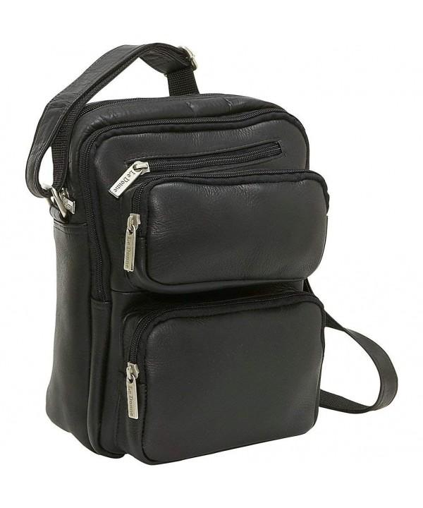Donne Leather Multi Pocket Mens