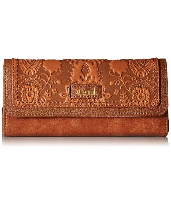 Sak Iris Flap Wallet