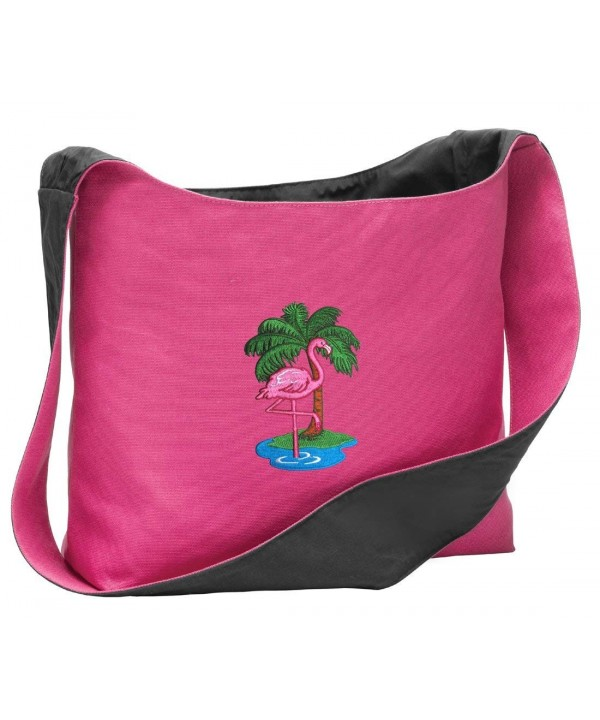 Pink Flamingo Sling Style Shoulder