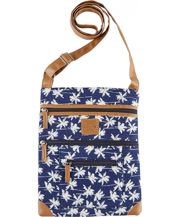 Stone Mountain Palm Lockport Handbag