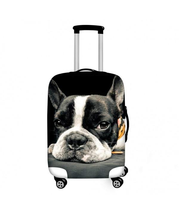 Coloranimal Terrier Printing Trolley Protector