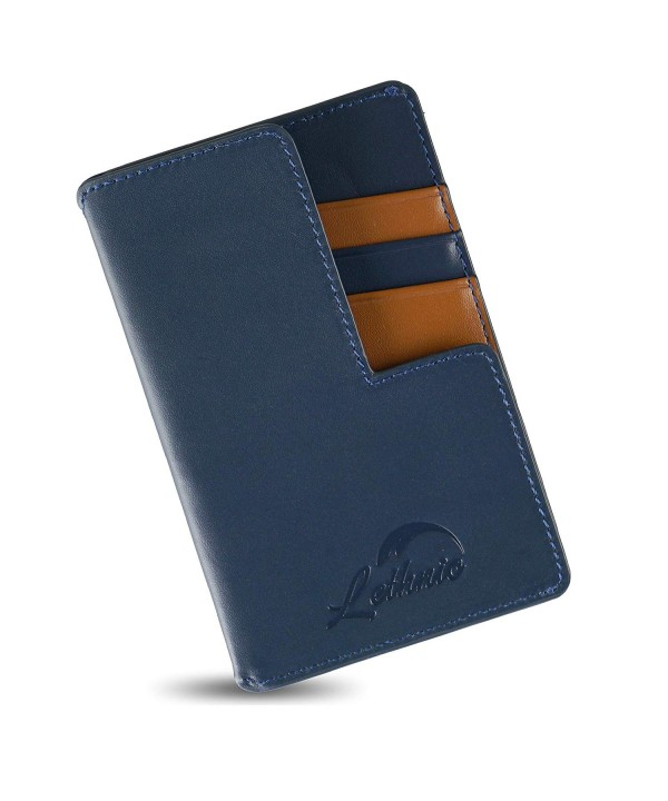Lethnic RFID Thin Wallet Women