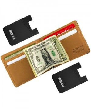 Wallets Minimalist Blocking Adhesive Holders