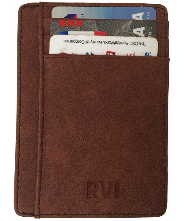 RVI Minimalist Leather Perfect Travelers