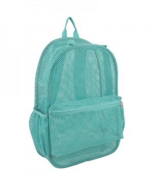 Eastsport 117920 TUR Mesh Backpack Turquoise