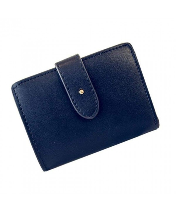 Wallets Credit Holder Clutch Leather