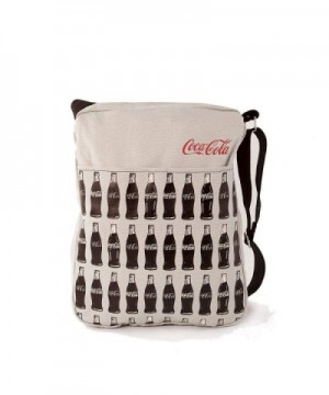 Officially Licensed Printed Coca Cola Crossbody